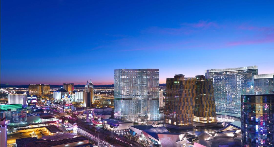 Waldorf Astoria Las Vegas VMB