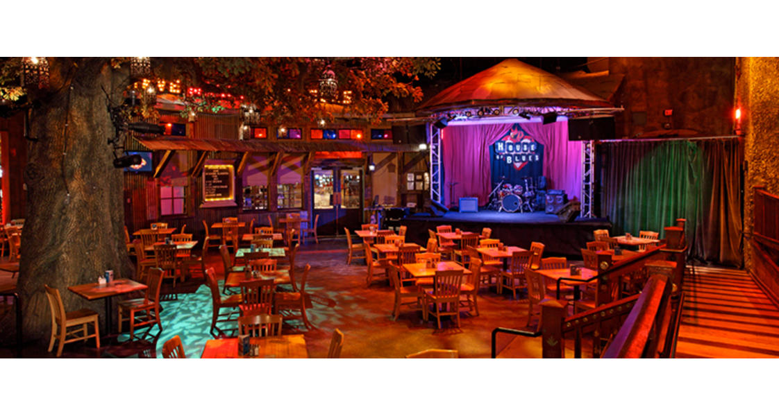 Crossroads at House of Blues Restaurant