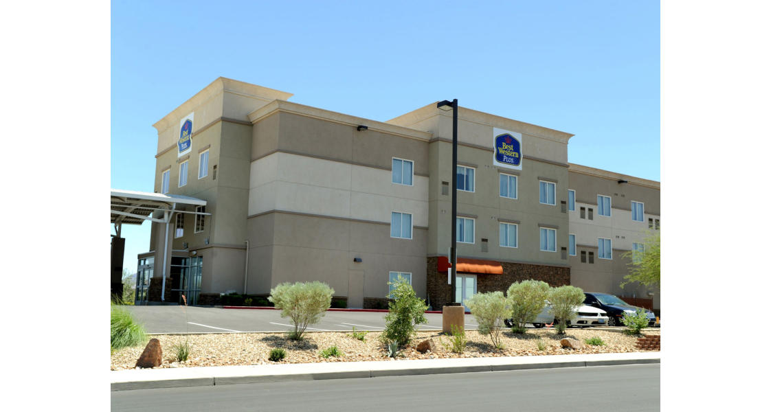 Best Western Plus Henderson Hotel all