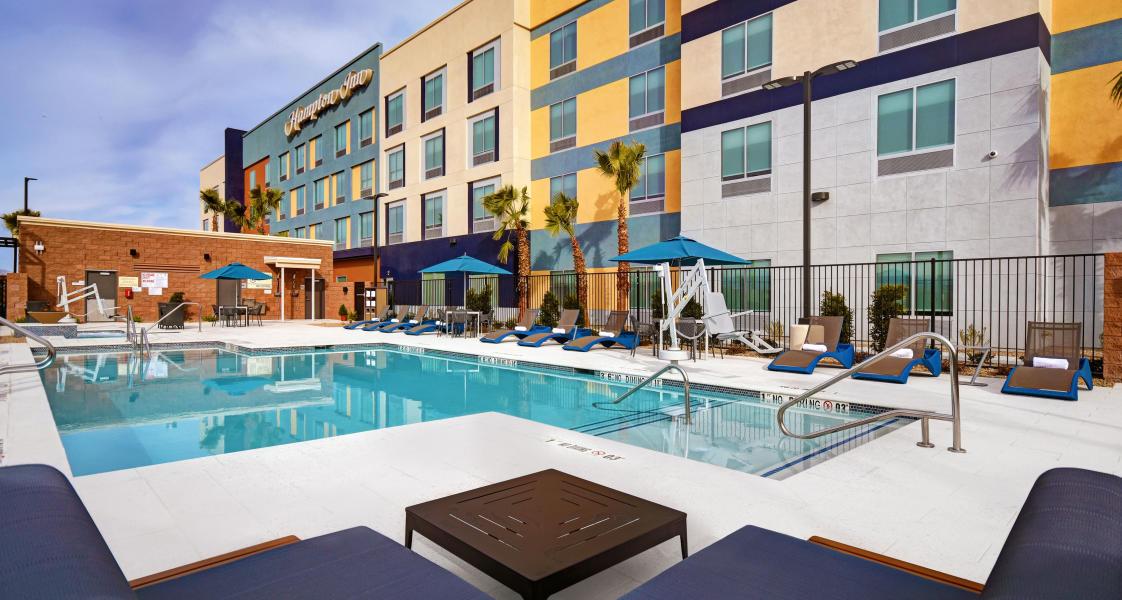 Hampton Inn Las Vegas Strip South vmb