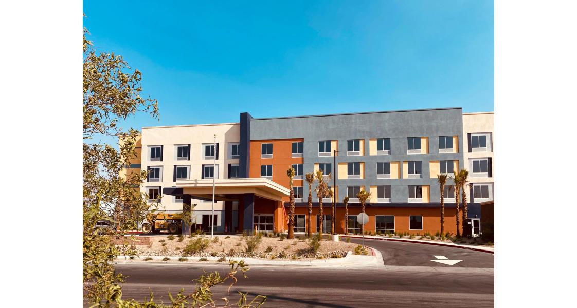 Hampton Inn Las Vegas Strip South