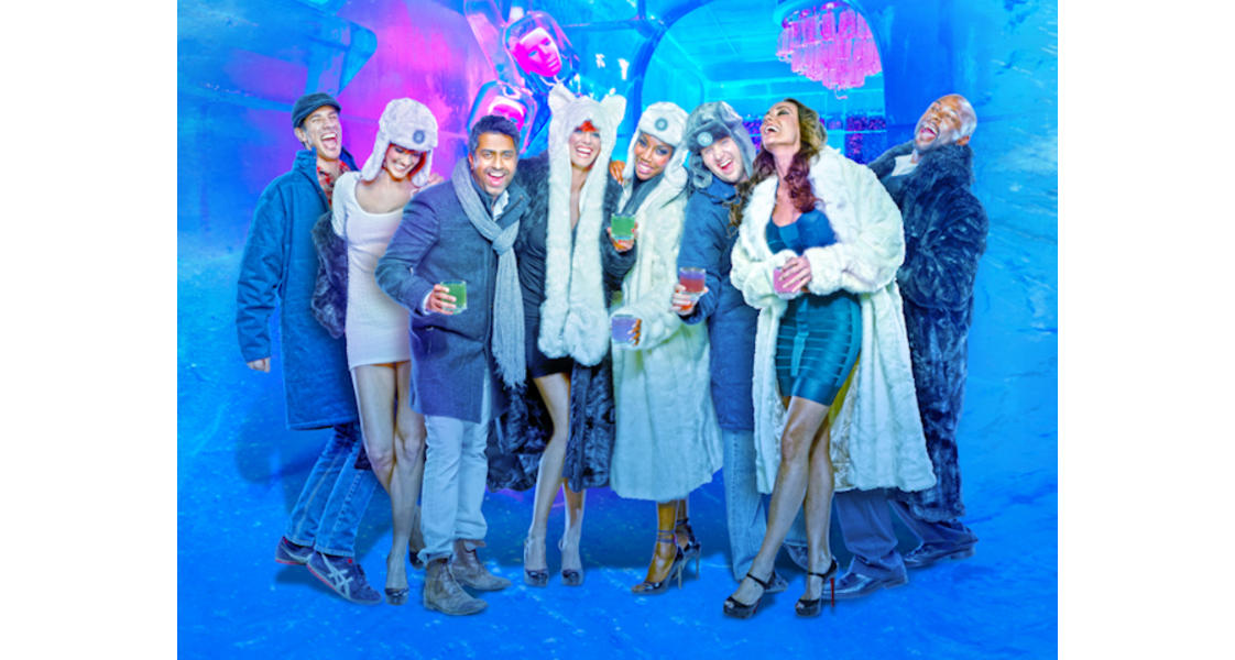 minus5º Ice Experience at the Venetian