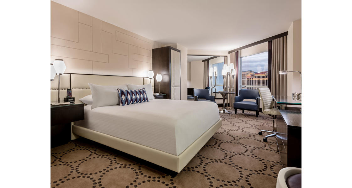 New Harrah's Las Vegas