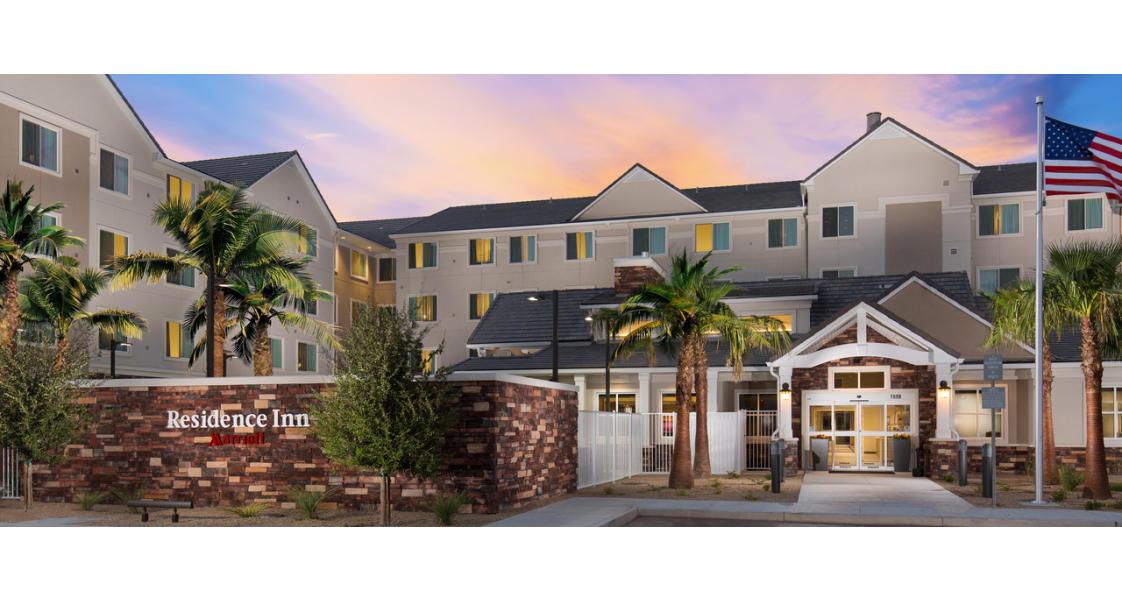 Marriott Residence Inn Las Vegas Airport