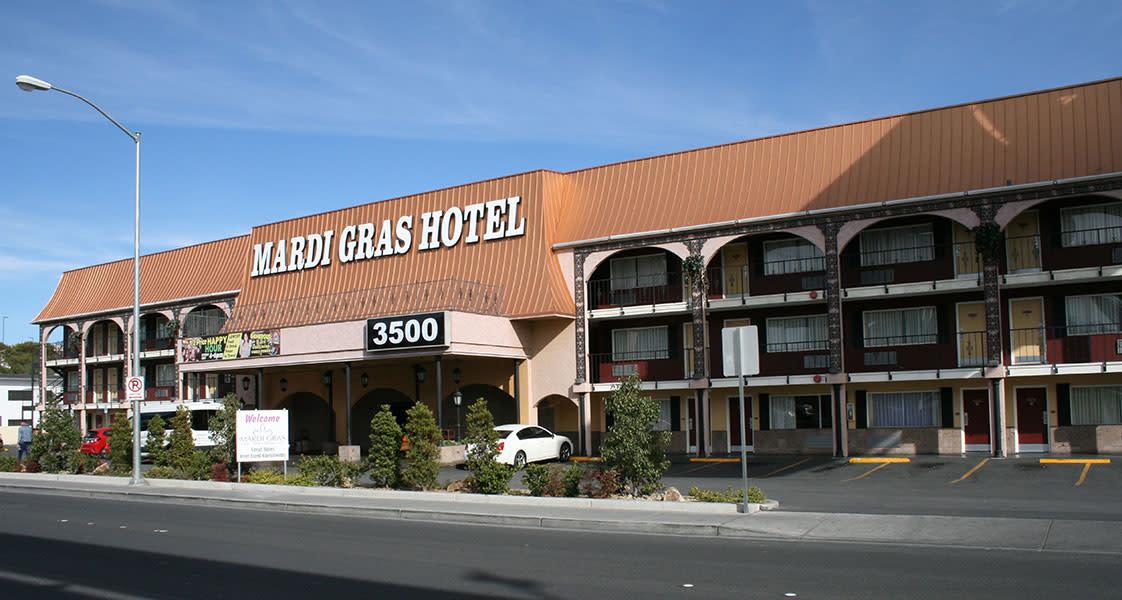 Best West Mardi Gras Hotel and Casino VMB