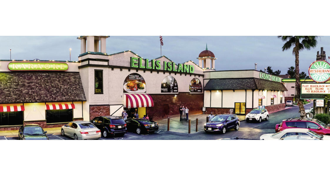 Ellis Island Hotel, Casino & Brewery