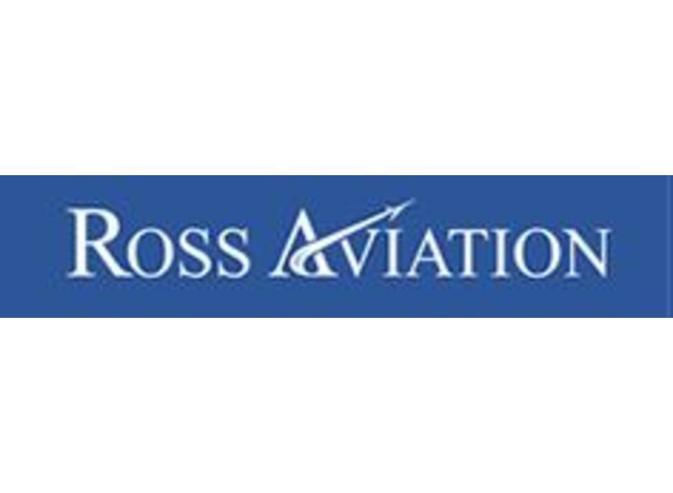 Ross Aviation logo