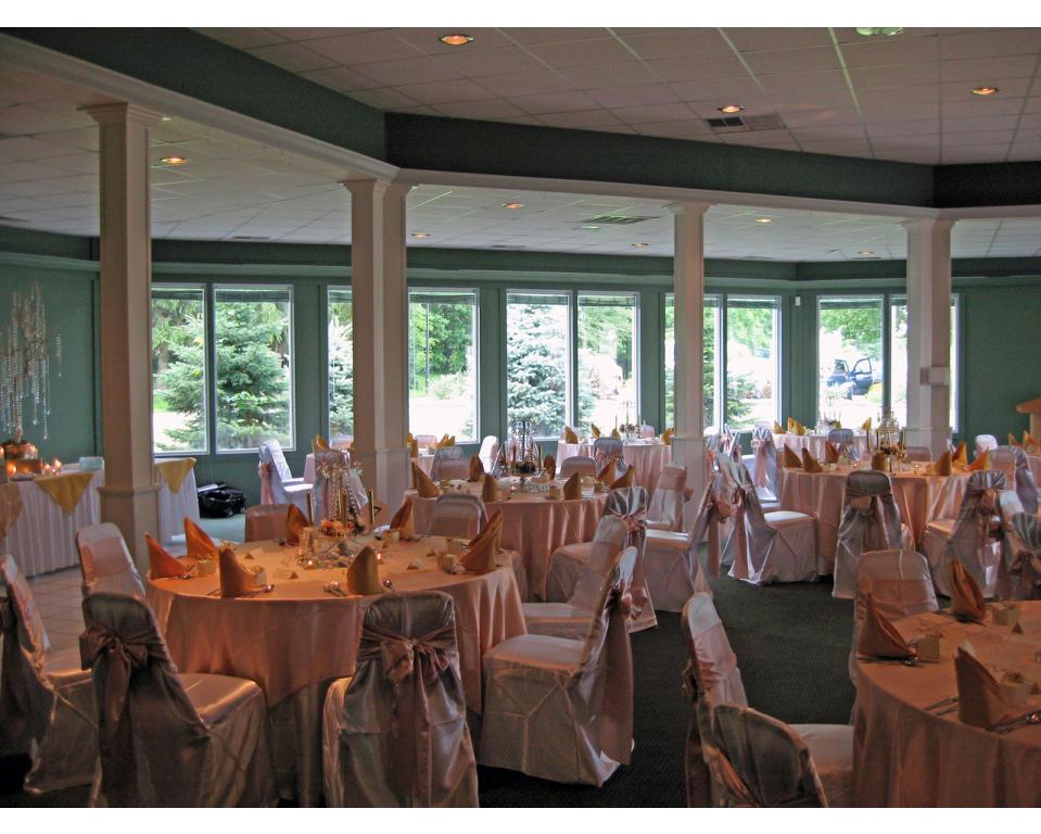 Prestwick Country Club House Wedding