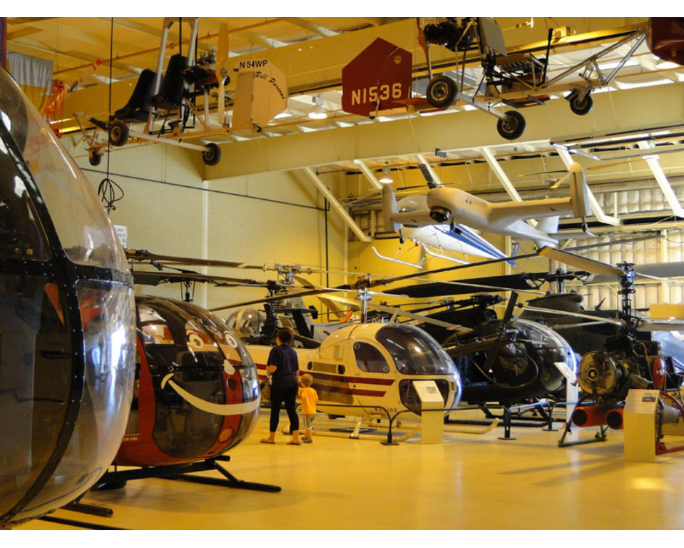 American Helicopter Museum and Education Center