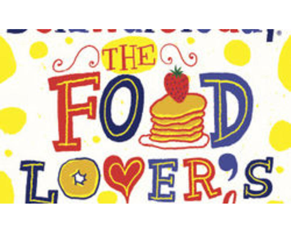 Cover Food Lover's Guide