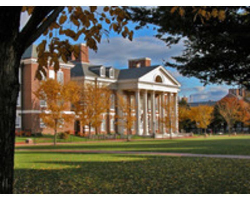 U of D Campus