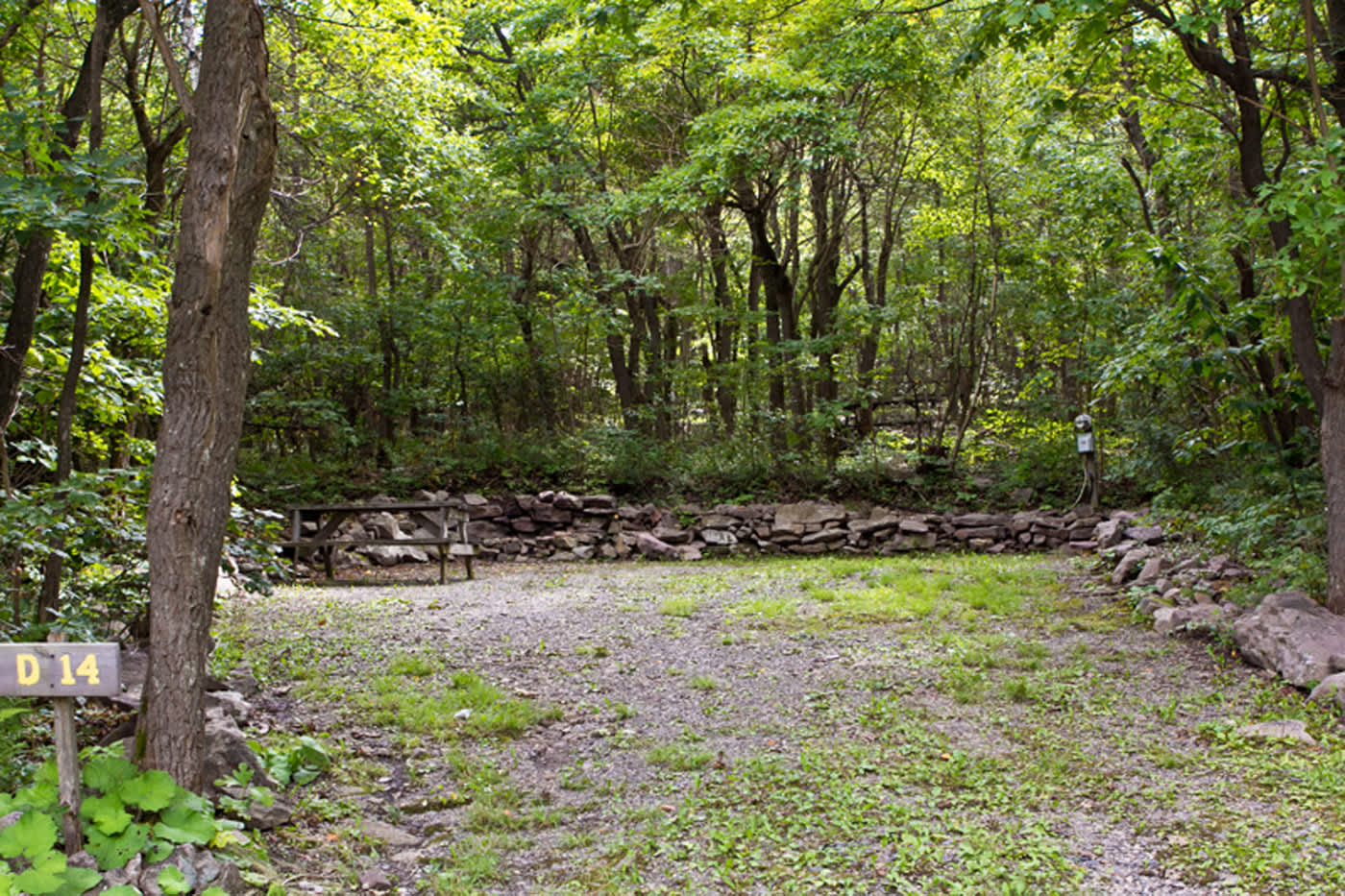 Peaceful Woodlands Family Campground Blakeslee Pa 18610