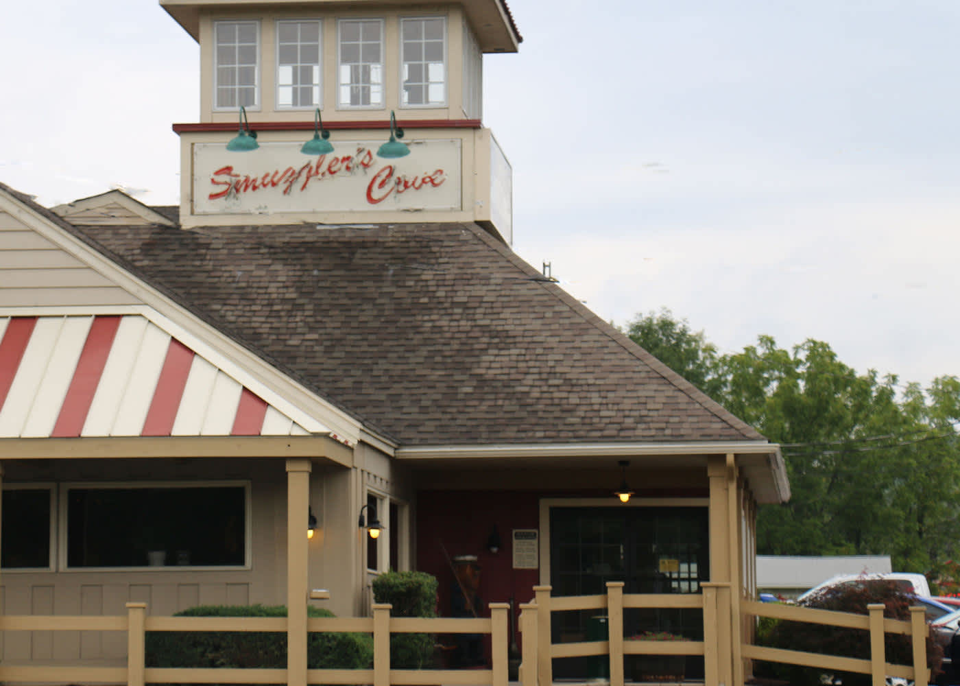 Smuggler S Cove Restaurant