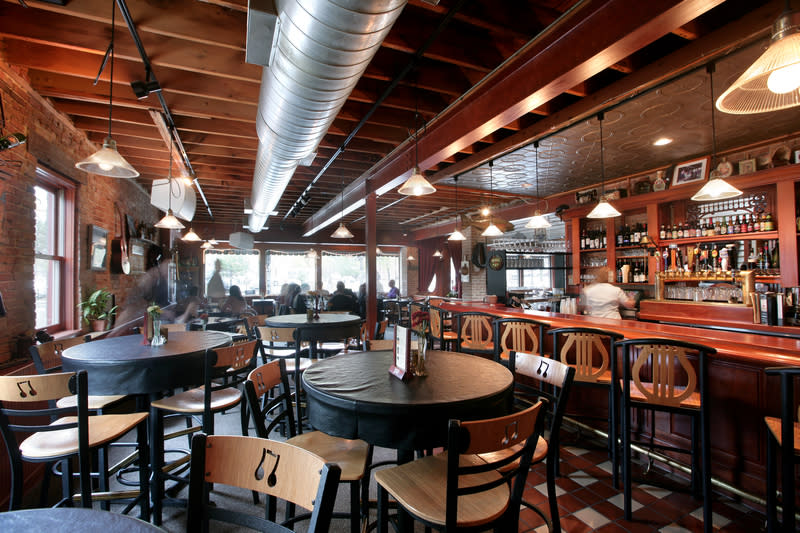 One Trick Pony Grill Taproom Restaurants In Grand Rapids Mi