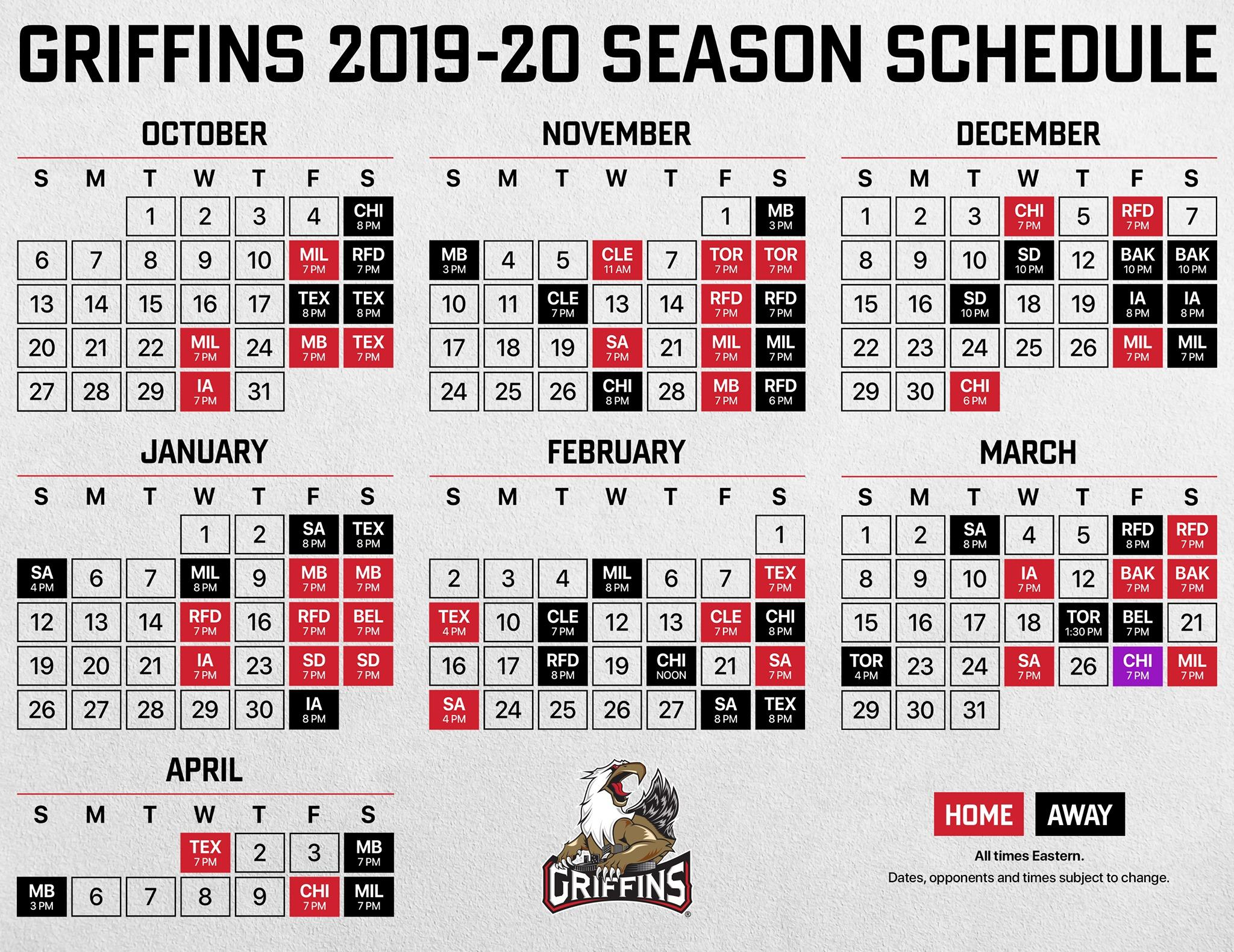 Grand Rapids Griffins vs Manitoba Moose | Sporting Events in