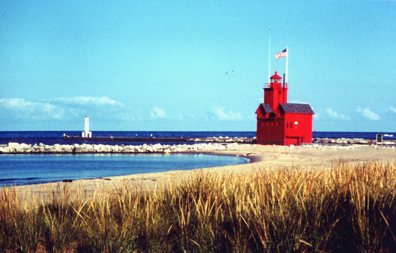 Holland State Park Parks In Holland Mi