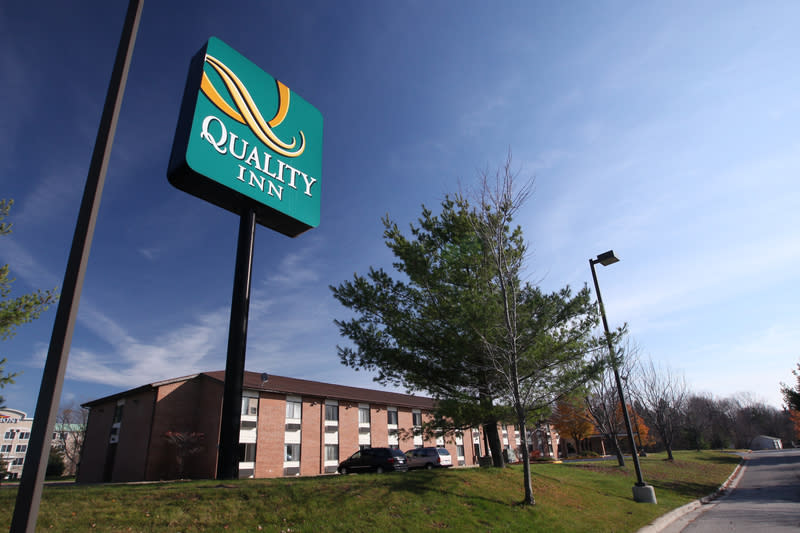 Quality Inn Grand Rapids North | Accommodations in Walker, MI