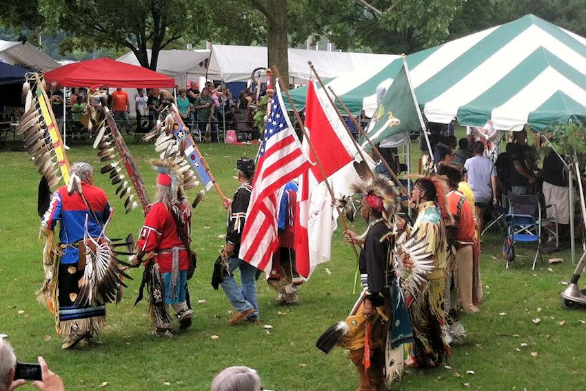 2019 Grand Valley American Indian Lodge Pow Wow | Fall