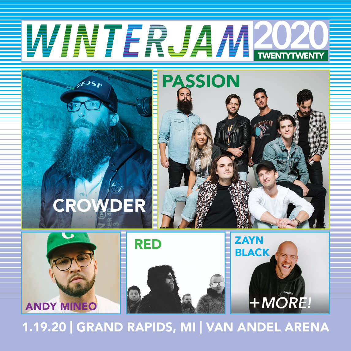 Winter Jam 2020.Winter Jam Tour Spectacular Holiday Activities In Grand