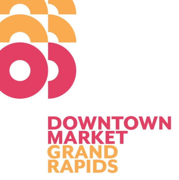 Image result for grand rapids downtown market logo