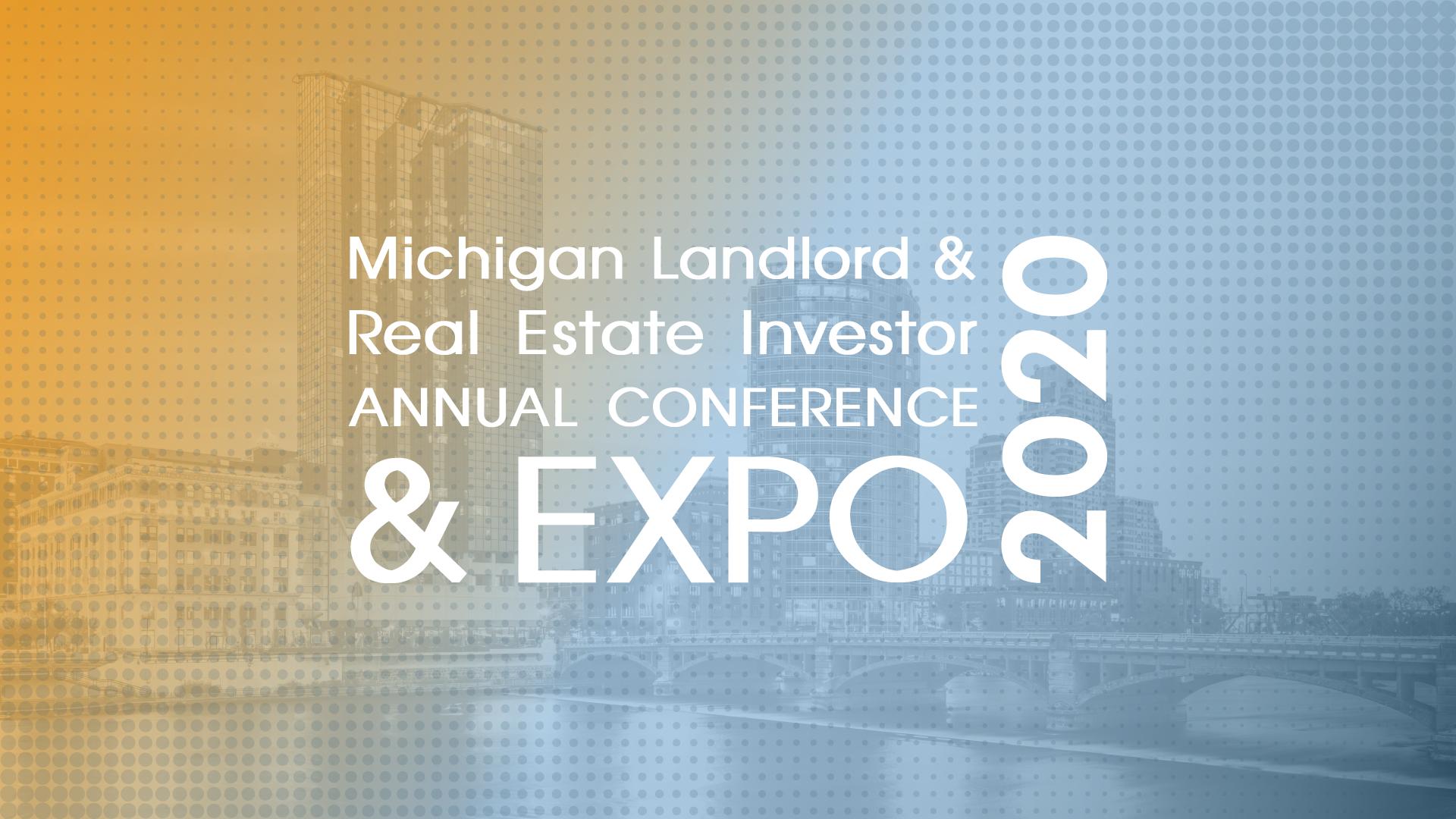 Van Andel Events 2020.2020 Michigan Landlord Real Estate Investor Conference