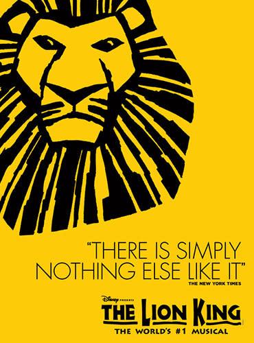 Broadway Grand Rapids Presents Disneys The Lion King