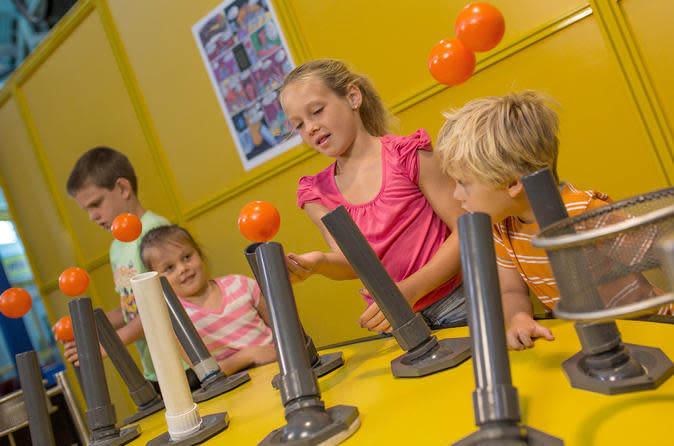 MOSI Admission in Tampa