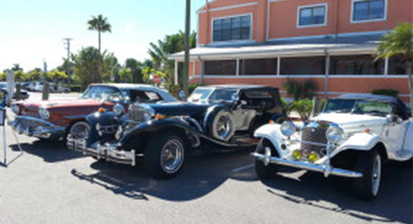 Vintage Motor Car Club Of America SW Florida Region Car Show - Punta gorda car show 2018