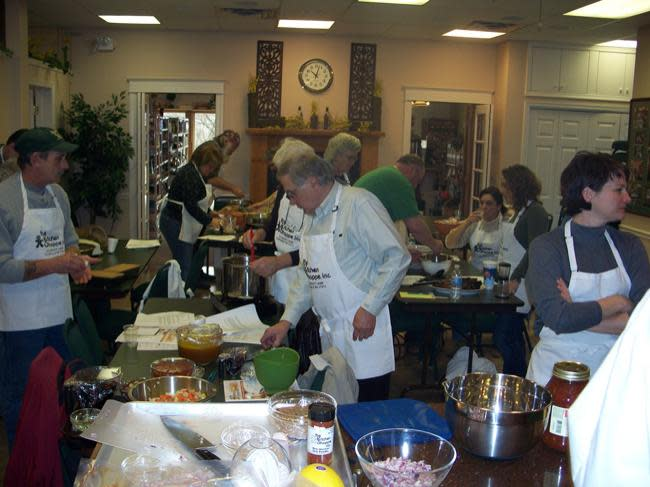 The Kitchen Shoppe & Cooking School