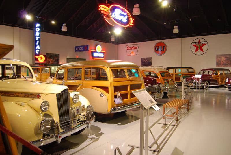 AACA Museum - Hershey antique car show
