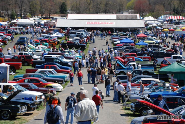 Carlisle Events - Carlisle pa spring car show