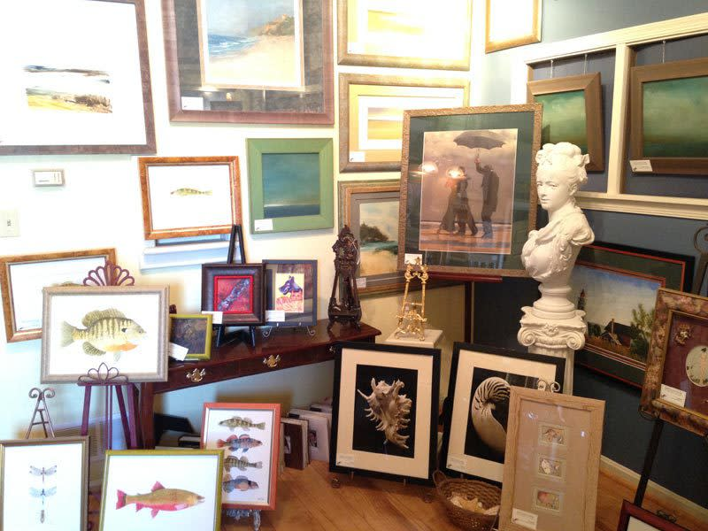 Smith Custom Framing Fine Art Gallery