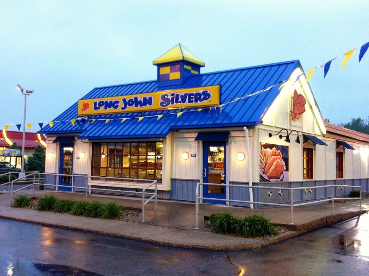 Image result for long john silvers
