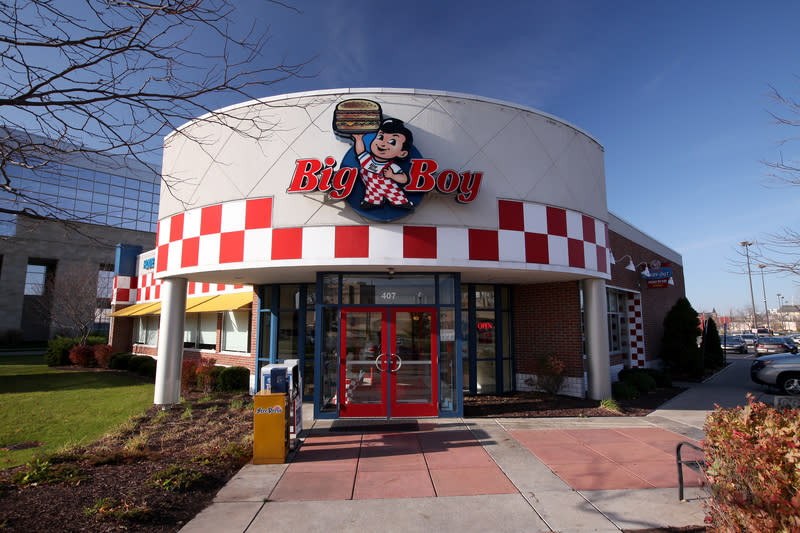 Big Boy Restaurant Restaurants In Grand Rapids Mi