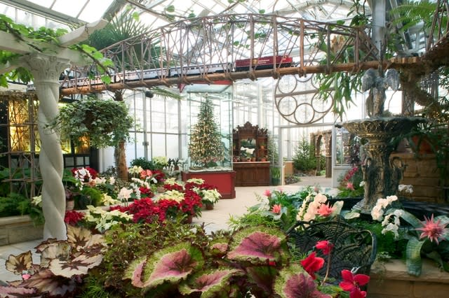frederik meijer gardens sculpture park christmas exhibition - Frederik Meijer Garden