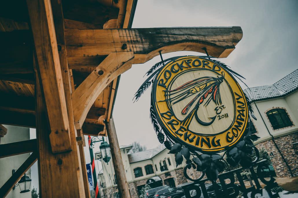Rockford Brewing Company Restaurants In Rockford Mi