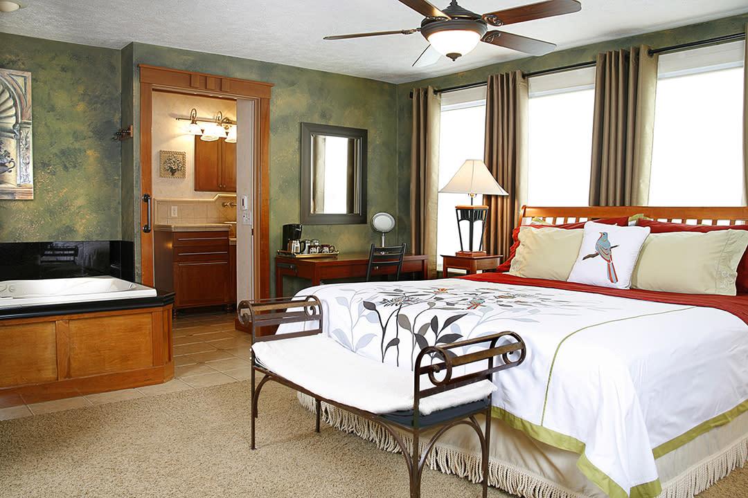 Prairieside Suites Luxury Bed Breakfast Accommodations In