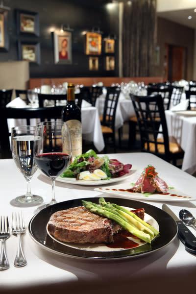 The Chop House Restaurants In Grand Rapids Mi