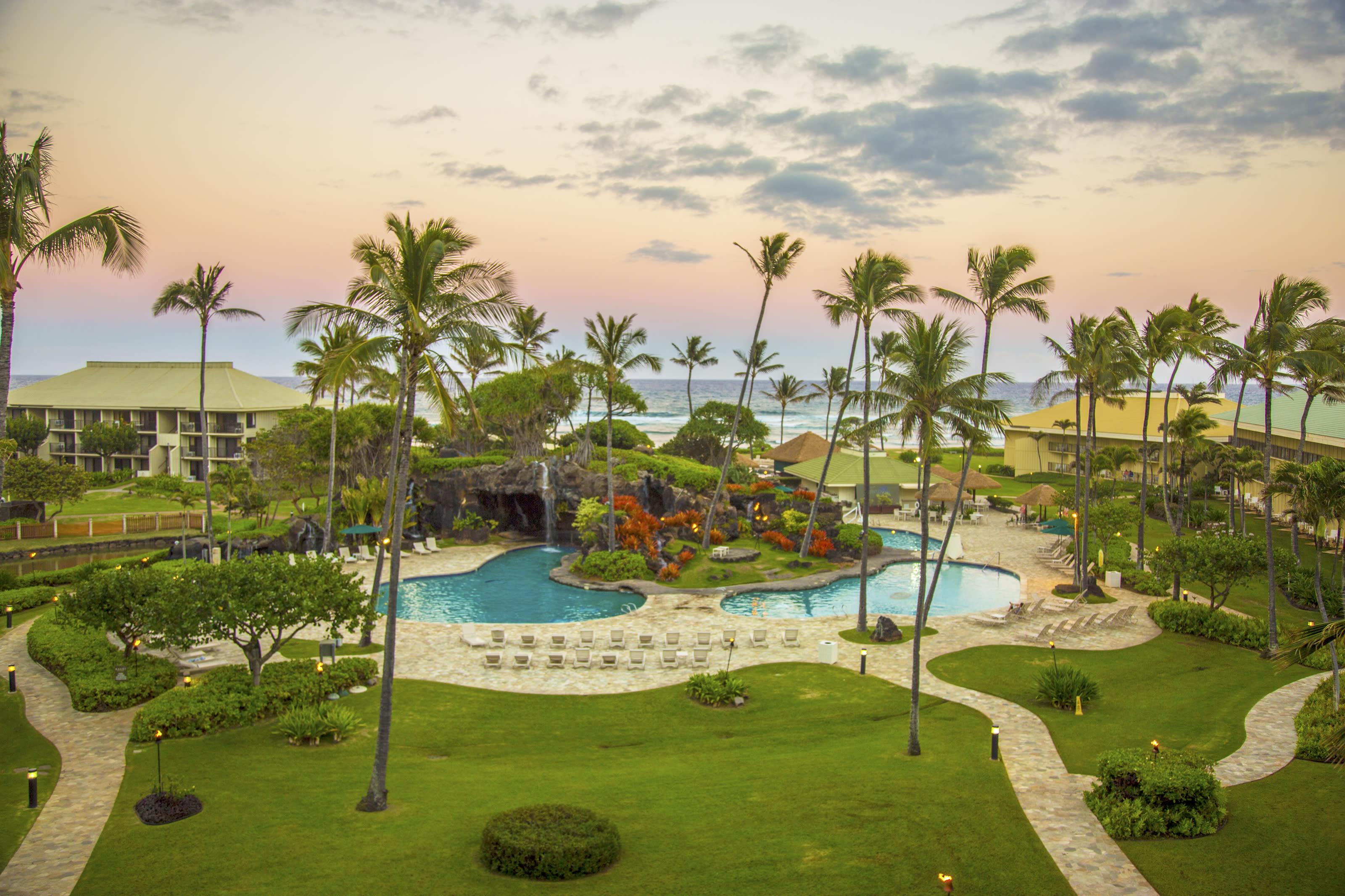 Kauai Beach Resort View Larger Image