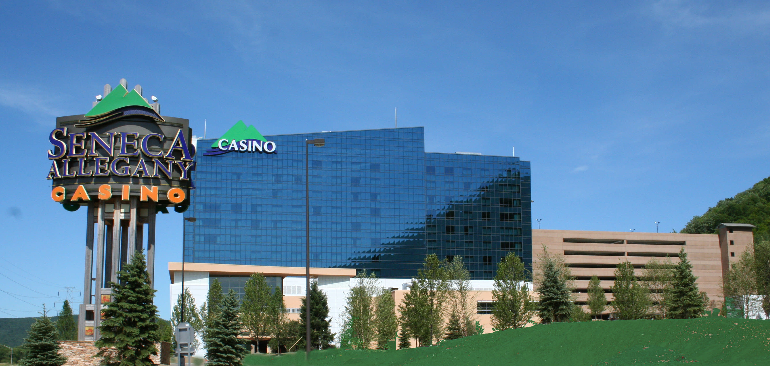 Allegheny casino new seneca york wisconsin gambling laws poker