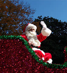 74th annual raleigh christmas parade