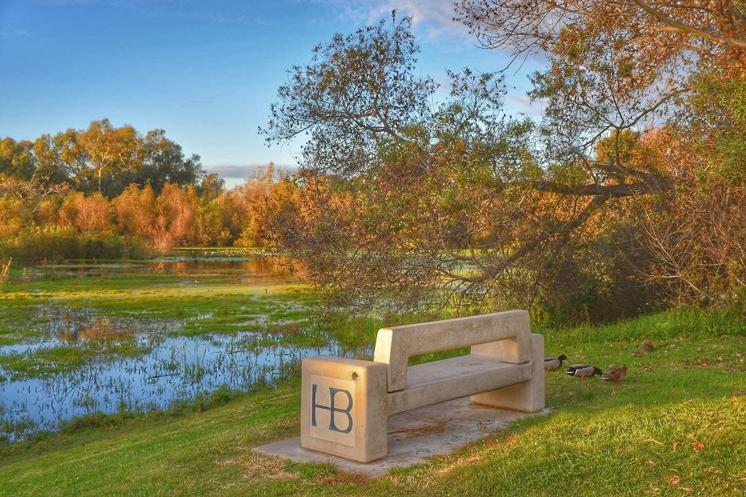 Huntington central park