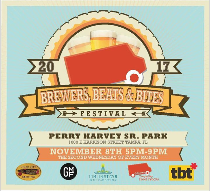 B3 Brewers, Beats & Bites Festival