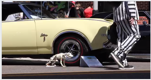Th Annual FantasmaFest Hell On Wheels Classic Car Show - Classic car wheels