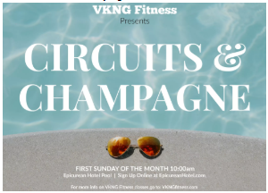 Circuits and Champagne