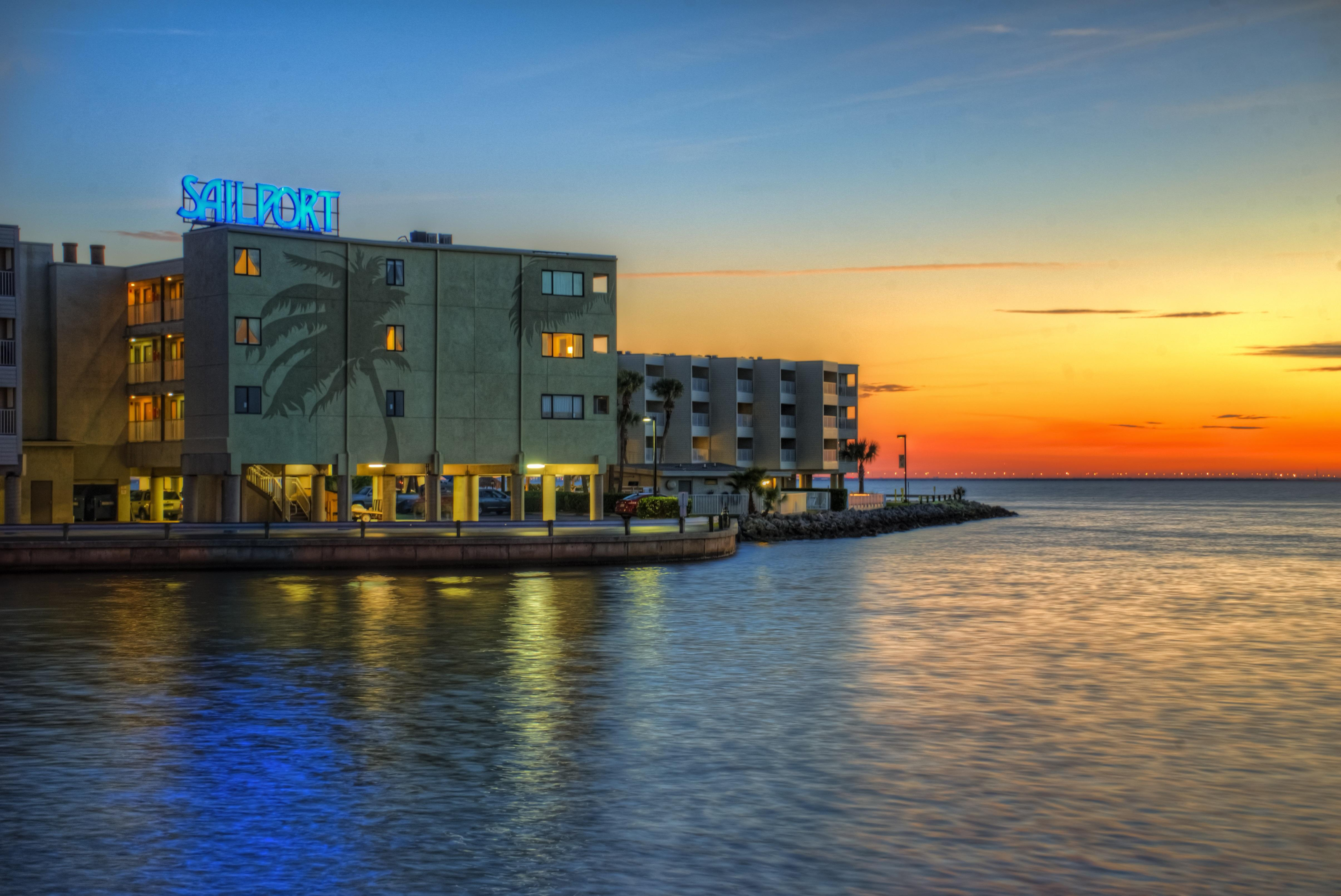 Sailport Waterfront Suites Snooze and Cruise Package