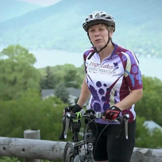 Taste the Outdoor Life! Hiking & Biking in the Finger Lakes