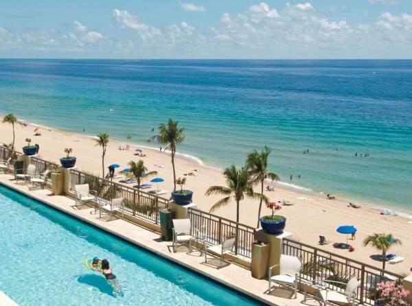 Atlantic Hotel Beach