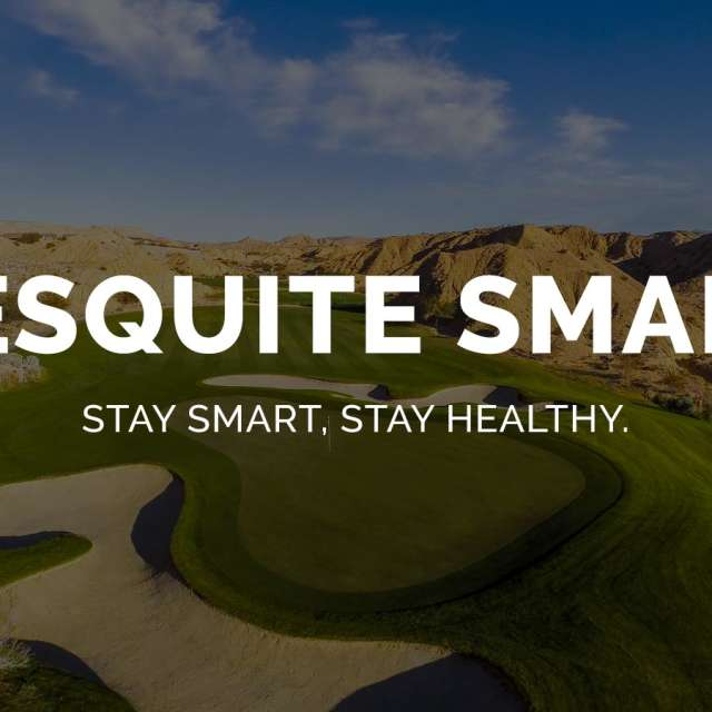 Mesquite Smart. Stay Smart, Stay Healthy.