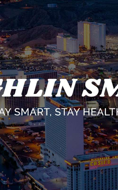 Laughlin Smart. Stay Smart, Stay Healthy